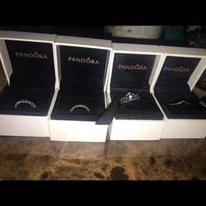 Pandora Rings 💍